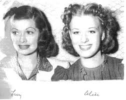 alice and lucille ball cloudpix