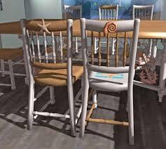themed dining room second marketplace aphrodite seaside coastal dining room