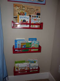 Nursery Bookshelf Ideas Nursery Bookshelf Ideas Baby Waplag Interior Decoration Sweet Red