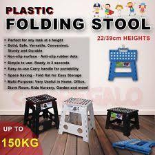 folding stool ebay