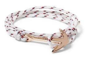 leather wrap bracelet with anchor images Men can wear bracelets too with these 10 options man of many jpg