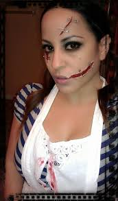 halloween scar makeup 107 best moulage images on pinterest halloween ideas fx makeup