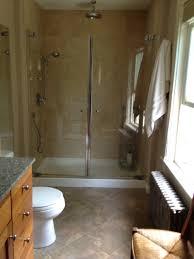 shower construction chez elza