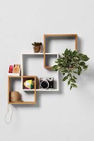 designs ideas creative small bamboo wall shelving idea how to