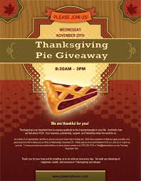 is thanksgiving a business day 2015 thanksgiving pie giveaway jon baker financial group