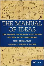 manual of ideas by john mihaljevic chapter 1