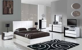Modern Bedroom Platform Set King White King Size Bedroom Furniture Modrox Com