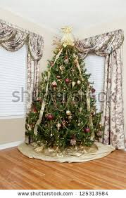 gold christmas tree topper stock images royalty free images