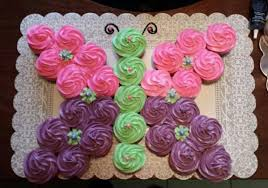 butterfly cupcake birthday cake best images collections hd for