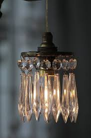 small chandelier pendant lighting liefde voor brocante lights candles ambience pinterest tiny