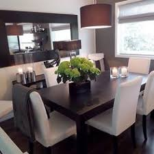 modern dining room decor model home monday room decorating ideas models and room