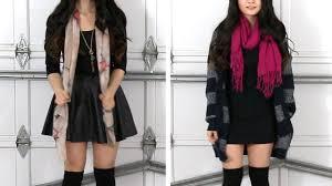 lookbook styling a little black dress lbd casual formal