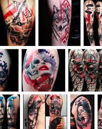 trash polka tattoo ink masters las vegas