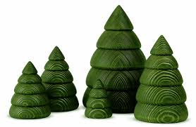 Decorative Pine Trees Decorative Christmas Trees By Bjoern Koehler