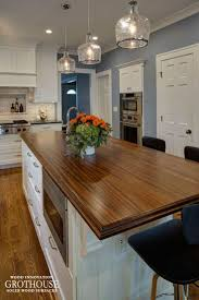 Large Kitchens With Islands 155 Best Kitchen Islands With Wood Countertops Images On Pinterest