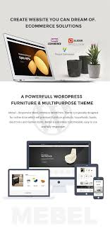 theme furniture mebel responsive furniture book store theme by
