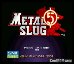 metal slug 2 apk metal slug 2 rom for neo geo coolrom