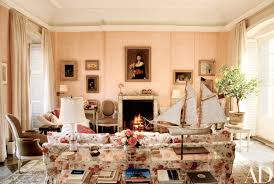 exquisite homes see how the late design legend bunny mellon outfitted her