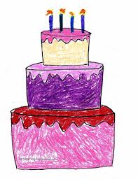 birthday coloring page preschool activities and