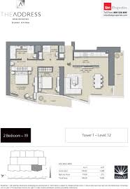 Mall Of The Emirates Floor Plan Floor Plans The Address Residences Dubai Opera Dubai Opera
