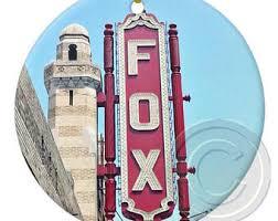 fox theater etsy