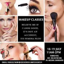 classes for makeup pin by femina plus on makeup classes in chandigarh