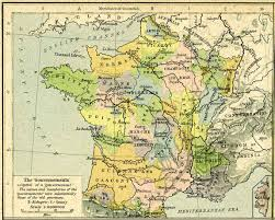 Map Of Brittany France by France Anciennes Provinces 1789 Kingdom Of France Wikipedia