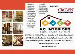 Kc Interior Design by Kc Interiors Karachi Pakistan