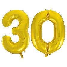 jumbo balloons 30 jumbo gold foil balloons target