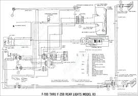 1954 ford headlight switch wiring diagram truck technical drawings