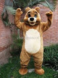 Professional Halloween Costume Professional Brown Bear Mascot Costume Halloween Costumes