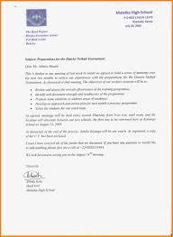 Basic Business Letter Template 11 Sample Of Official Letters Nanny Resumed