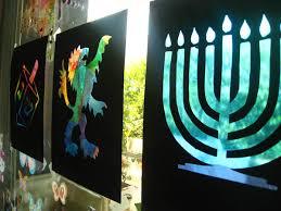hanukkah window decorations handmade hanukkah 25 hanukkah crafts to make with kids