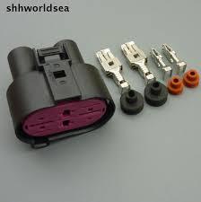 plug in car fan shhworldsea 10sets 4 pin car fan controller connector auto oxygen