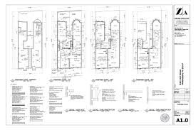 philadelphia row house floor plan u2013 house design ideas