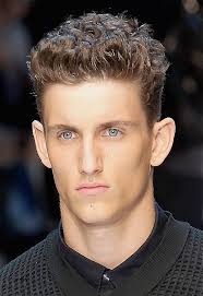 best haircuts for men with small forehead fresh good hairstyles for guys with thick curly hair curly