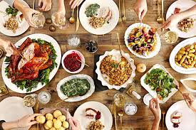 thanksgiving list of traditional thanksgiving food foods foodsa