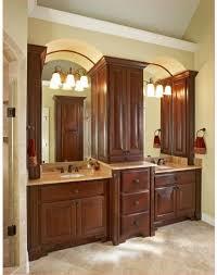 elegant bathroom vanity cabinets made of wood bathroom2 small