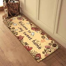 kitchen cute kitchen rugs target washable rug runners for