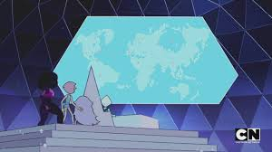 Cartoon World Map by Is The Steven Universe World Map An Unsubtle Jab At Russian