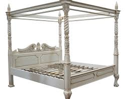Four Poster Bed Frame Queen by Queen Anne Four Poster Bed U2022 Akd Furniture