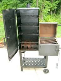 Master Forge Patio Barrel Charcoal Grill by Posh King Kooker Smokers Lets See Your Side Fire Box Smokerarchive