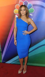 dress blue blue dress jennifer lopez pumps midi dress
