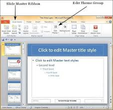 powerpoint 2010 edit template save design template in powerpoint