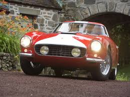 Ferrari California Vintage - check out these classic ferraris that just sold for millions at