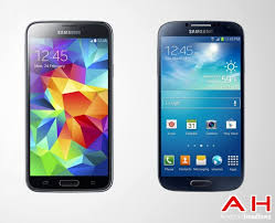 android galaxy s5 android phone comparisons samsung galaxy s5 vs samsung galaxy s4