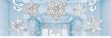 Winter Wonderland Centerpieces Winter Wonderland Decorations Party Packs
