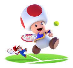mario toad mario series mario tennis mario tennis ultra
