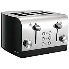 Morphy Richards Toaster White Vaughans