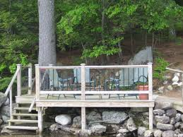 Lake House Ideas There Is Already A Sauna On The Lake It Requires A Lakeside Deck